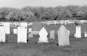 """Hoe vindt u een grote Site op """"Find A Grave"""""""