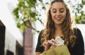 Hoe moet een tiener meisje haar geld gebruiken?