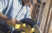 Welke hulpmiddelen te gebruiken voor het snijden van Vinyl gevelbeplating