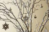 Hoe maak je een kerstboom van Pennsylvania German katoen