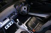 Hoe te repareren van een scheur in een autostoeltje van leder