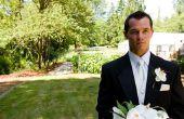 Formele bruiloft kleding voor mannen