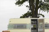 Hoe maak je de binnenkant van een stacaravan Look Good