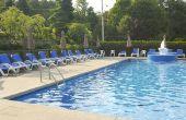 Hoe te leren zwemmen met een zwembad Noodle