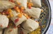 How to Make Tamales met behulp van olie