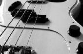 How to Convert bas tabbladen naar gitaar notities