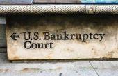 Kan een faillissement voorkomen dat u verkrijgen van een verzekering licentie in Californië?