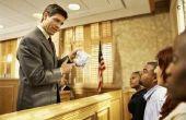 Verschillen tussen een Warrant & een aanklacht tegen