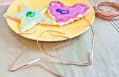 Hoe maak je Homemade Cookie Cutters