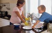 Hoe schoon uw huis voor de bevalling