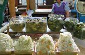 Hoe te eten gezond met gefermenteerde levensmiddelen