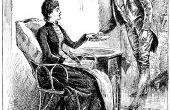 Sociale Etiquette voor meisjes in de 19e eeuw