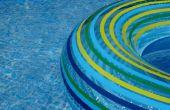 Instructies over het gebruik van Vinyl Cement te herstellen van een Pool