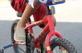 Bijwerken van de fiets van uw kind
