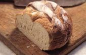 Hoe een antieke Breadboard seizoen