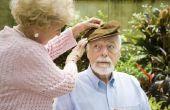 Angst medicijnen gebruikt bij ouderen met dementie