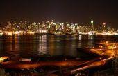 Romantische dingen te doen in New York nachts