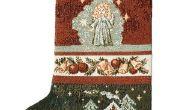 Hoe om te naaien Brocade stof
