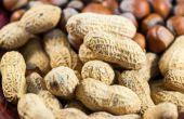 Wat vitaminen zijn in pinda's?