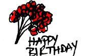De giften van de verjaardag voor een beste vriend Online