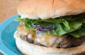 Hoe lang to Cook een Turkije-Hamburger