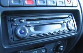 Hoe installeer ik een Radio in een 1999 Ford Explorer