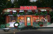 Verlichte Christmas Parade Float ideeën
