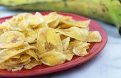 Hoe maak je weegbree Chips