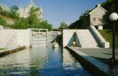 Hoe maak je een gemakkelijk Canal-Lock