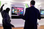Hoe ver rug u moet worden uit een Kinect?