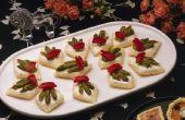 Lichte Finger Food ideeën voor partijen