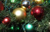 Hoe maak je een Cedar kerst krans