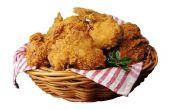 Kunt u vervangen door om het even wat ei Dip wanneer frituren?