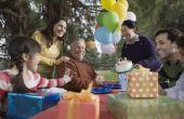 Ideeën voor het verfraaien van een Cake voor een 50e verjaardag