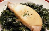 Hoe te bakken van zwaardvis in folie