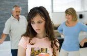 How to Deal met tiener ongehoorzaamheid