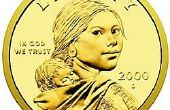 Hoe verzamelt Susan B. Anthony en Sacagawea Dollar munten