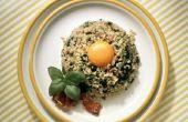 How to Cook Brown Rice op grote hoogte in een rijstkoker