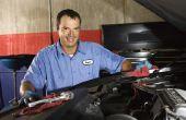 Hoe schoon een auto Radiator met azijn