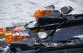 Instructies voor het aanpassen van de skibindingen op een Salomon Z12