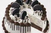 Tips voor het snijden van een Ice Cream Cake
