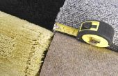 Hoe maak je de Rug van een gebied uit een overblijfsel van het tapijt