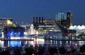 Baltimore Hotels met vervoer naar de Cruise Terminal