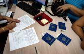 Het vernieuwen van een Cubaanse paspoort