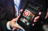 How to Reset het wachtwoord op een Kindle Fire
