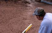 Hoe te repareren van zuur gekleurd beton