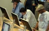 Het wijzigen van de namen van de harde schijf op een Mac