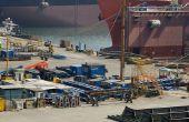Het importeren van goederen vanuit Zuid-Korea