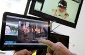 Hoe een Android telefoon verbinden met TVersity