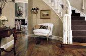 Hoe Best schoon ontworpen houten vloeren